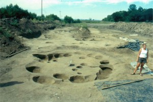 Evidence of Late Archaic Permanent Homes (1)