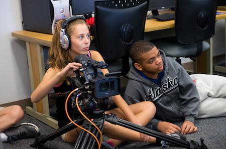 School of Communications - Filmmaking Camp
