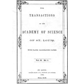 Transactions of the Academy of Science